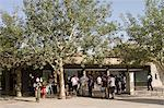 Ticket office, Mogao caves, Dunhuang, Gansu Province, China Stock Photo - Premium Rights-Managed, Artist: Oriental Touch, Code: 855-06337849