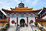 Western monastery, Lo Wai, Tsuen Wan, Hong Kong Stock Photo - Premium Rights-Managed, Artist: Oriental Touch, Code: 855-06338211