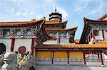 Western monastery, Lo Wai, Tsuen Wan, Hong Kong Stock Photo - Premium Rights-Managed, Artist: Oriental Touch, Code: 855-06338213