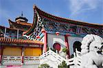 Western monastery, Lo Wai, Tsuen Wan, Hong Kong Stock Photo - Premium Rights-Managed, Artist: Oriental Touch, Code: 855-06338259