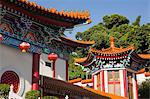 Western monastery, Lo Wai, Tsuen Wan, Hong Kong Stock Photo - Premium Rights-Managed, Artist: Oriental Touch, Code: 855-06338263