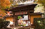 Jakkou-in temple in autumn, Ohara, Kyoto, Japan Stock Photo - Premium Rights-Managed, Artist: Oriental Touch, Code: 855-06338289