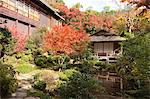 Jakkou-in temple in autumn, Ohara, Kyoto, Japan Stock Photo - Premium Rights-Managed, Artist: Oriental Touch, Code: 855-06338294