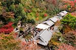 Otowa falls, Kiyomizu-dera Temple in Autumn, Kyoto, Japan Stock Photo - Premium Rights-Managed, Artist: Oriental Touch, Code: 855-06338337