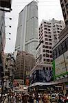 Busy streets at Tsimshatsui, Kowloon, Hong Kong Stock Photo - Premium Rights-Managed, Artist: Oriental Touch, Code: 855-06339045