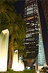 ICC building at night, Kowloon west, Hong Kong Stock Photo - Premium Rights-Managed, Artist: Oriental Touch, Code: 855-06339147