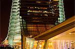 ICC building at night, Kowloon west, Hong Kong Stock Photo - Premium Rights-Managed, Artist: Oriental Touch, Code: 855-06339153