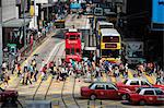 Des Voeux Road, Central, Hong Kong Stock Photo - Premium Rights-Managed, Artist: Oriental Touch, Code: 855-06339375