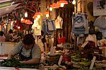 Wanchai market, Wanchai, Hong Kong Stock Photo - Premium Rights-Managed, Artist: Oriental Touch, Code: 855-06339465