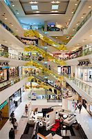 Shopping centre, Orchard Road, Singapore, Southeast Asia, Asia Stock Photo - Premium Rights-Managednull, Code: 841-06341172