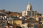 Pantheon and Alfama district, Lisbon, Portugal, Europe Stock Photo - Premium Rights-Managed, Artist: Robert Harding Images, Code: 841-06341423
