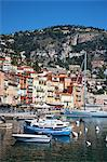 Colourful buildings along waterfront, Villefranche, Alpes-Maritimes, Provence-Alpes-Cote d'Azur, French Riviera, France, Mediterranean, Europe Stock Photo - Premium Rights-Managed, Artist: Robert Harding Images, Code: 841-06341475