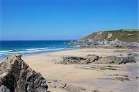 Dollar Cove, Gunwalloe, Lizard Peninsula, Cornwall, England, United Kingdom, Europe Stock Photo - Premium Rights-Managednull, Code: 841-06341549