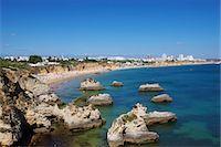 Praia do Vau, Portimao, Algarve, Portugal, Europe Stock Photo - Premium Rights-Managednull, Code: 841-06341568
