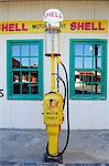 Antique petrol pump in Kimberley, South Africa, Africa Stock Photo - Premium Rights-Managed, Artist: Robert Harding Images, Code: 841-06341679