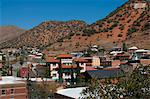 Bisbee, an old copper mining town, Arizona, United States of America, North America Stock Photo - Premium Rights-Managed, Artist: Robert Harding Images, Code: 841-06341885