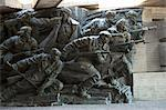 Sculpture, National Museum of the History of the Great Patriotic War 1941-1945, Kiev, Ukraine, Europe Stock Photo - Premium Rights-Managed, Artist: Robert Harding Images, Code: 841-06341907