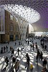 New concourse, Kings Cross Station, London, England, United Kingdom, Europe Stock Photo - Premium Rights-Managed, Artist: Robert Harding Images, Code: 841-06341999