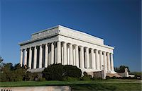 The Lincoln Memorial, Washington D.C., United States of America, North America Stock Photo - Premium Rights-Managednull, Code: 841-06342090
