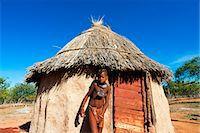 Himba boy, Kaokoveld, Namibia, Africa Stock Photo - Premium Rights-Managednull, Code: 841-06342685
