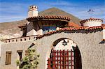Scotty's Castle in Death Valley National Park, California, United States of America, North America Stock Photo - Premium Rights-Managed, Artist: Robert Harding Images, Code: 841-06342956