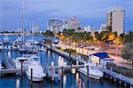 Intercoastal Waterway, Fort Lauderdale, Broward County, Florida, United States of America, North America Stock Photo - Premium Rights-Managed, Artist: Robert Harding Images, Code: 841-06343007