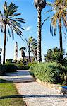HaPisgah Gardens (The Summit Garden), Jaffa, Tel Aviv, Israel, Middle East Stock Photo - Premium Rights-Managed, Artist: Robert Harding Images, Code: 841-06343211