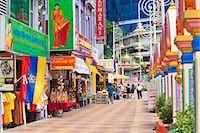 Jalan Tun Sambantham, Little India, Kuala Lumpur, Malaysia, Southeast Asia, Asia Stock Photo - Premium Rights-Managednull, Code: 841-06343278