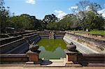 Kuttam Pokuna (Twin Ponds), Northern Ruins, Anuradhapura, UNESCO World Heritage Site, North Central Province, Sri Lanka, Asia Stock Photo - Premium Rights-Managed, Artist: Robert Harding Images, Code: 841-06343685