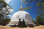 Kiri Vihara, Polonnaruwa, UNESCO World Heritage Site, North Central Province, Sri Lanka, Asia Stock Photo - Premium Rights-Managed, Artist: Robert Harding Images, Code: 841-06343724
