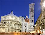 Cathedral (Duomo), Florence, UNESCO World Heritage Site, Tuscany, Italy, Europe Stock Photo - Premium Rights-Managed, Artist: Robert Harding Images, Code: 841-06343961