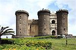 Maschio Angioino Castle (Castel Nuovo), Naples, Campania, Italy, Europe Stock Photo - Premium Rights-Managed, Artist: Robert Harding Images, Code: 841-06343965
