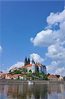 Albrechtsburg, Meissen, Saxony, Germany Stock Photo - Premium Rights-Managednull, Code: 841-06344078