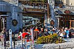 Apres ski, Whistler Village, Whistler Blackcomb Ski Resort, Whistler, British Columbia, Canada, North America Stock Photo - Premium Rights-Managed, Artist: Robert Harding Images, Code: 841-06344127