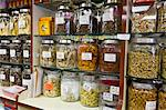 Ingredients for sale at Traditional Chinese Medicine Store, Chinatown, Toronto, Ontario, Canada, North America Stock Photo - Premium Rights-Managed, Artist: Robert Harding Images, Code: 841-06344165