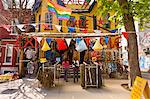 Kensington Market, a designated National Historic Site of Canada, Toronto, Ontario, Canada, North America Stock Photo - Premium Rights-Managed, Artist: Robert Harding Images, Code: 841-06344171