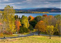Grand Isle on Lake Champlain, Vermont, New England, United States of America, North America Stock Photo - Premium Rights-Managednull, Code: 841-06344264