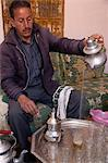 Making mint tea at Mohamed Attai Village in the Atlas Mountains, Morocco, North Africa, Africa Stock Photo - Premium Rights-Managed, Artist: Robert Harding Images, Code: 841-06344786