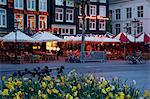 Rembrandtplein at dusk, Amsterdam, Holland, Europe Stock Photo - Premium Rights-Managed, Artist: Robert Harding Images, Code: 841-06344828