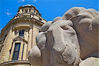 ram (animal) - Stone ram, Derby, Derbyshire, England, United Kingdom, Europe Stock Photo - Premium Rights-Managed, Artist: Robert Harding Images, Code: 841-06344878