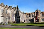 St Salvators College Quad, St Andrews, Fife, Scotland Stock Photo - Premium Rights-Managed, Artist: Robert Harding Images, Code: 841-06344939