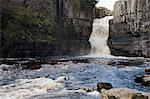 High Force in Upper Teesdale, County Durham, England Stock Photo - Premium Rights-Managed, Artist: Robert Harding Images, Code: 841-06345017