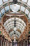 The County Arcade in the Victoria Quarter, Leeds, West Yorkshire, Yorkshire, England, United Kingdom, Europe Stock Photo - Premium Rights-Managed, Artist: Robert Harding Images, Code: 841-06345116