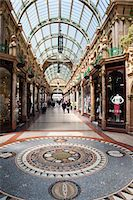 The County Arcade in the Victoria Quarter, Leeds, West Yorkshire, Yorkshire, England, United Kingdom, Europe Stock Photo - Premium Rights-Managednull, Code: 841-06345117