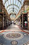 The County Arcade in the Victoria Quarter, Leeds, West Yorkshire, Yorkshire, England, United Kingdom, Europe Stock Photo - Premium Rights-Managed, Artist: Robert Harding Images, Code: 841-06345117