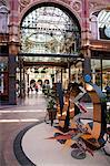 The County Arcade in the Victoria Quarter, Leeds, West Yorkshire, Yorkshire, England, United Kingdom, Europe Stock Photo - Premium Rights-Managed, Artist: Robert Harding Images, Code: 841-06345119