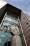 Royal Armouries Museum in Armouries Square, Leeds, West Yorkshire, Yorkshire, England, United Kingdom, Europe Stock Photo - Premium Rights-Managed, Artist: Robert Harding Images, Code: 841-06345128