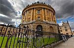 The Radcliffe Camera (round Palladian style library built in 1748), Oxford, Oxfordshire, England Stock Photo - Premium Rights-Managed, Artist: Robert Harding Images, Code: 841-06345161