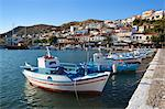 Harbour view, Pythagorion, Samos, Aegean Islands, Greece Stock Photo - Premium Rights-Managed, Artist: Robert Harding Images, Code: 841-06345197