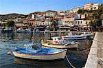 Harbour view, Pythagorion, Samos, Aegean Islands, Greece Stock Photo - Premium Rights-Managed, Artist: Robert Harding Images, Code: 841-06345200